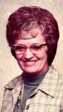 G. Geneva Axsom obituary photo