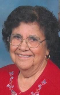 Narcisa Garza obituary photo