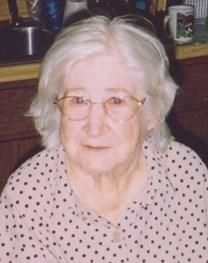Winnie Rita Perrin obituary photo