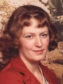 Marciann Gail Cross obituary photo