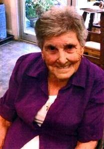 Lillian Marie Matthis obituary photo