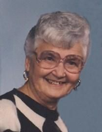 Jeanie Mae McClelland obituary photo