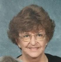 Joan Cobb Peary obituary photo