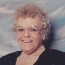 Cora J. Carton obituary photo