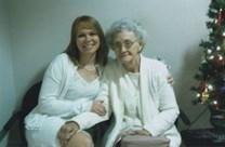 Mary Ella Johns obituary photo