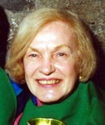 Jeanne M. Patrick obituary photo