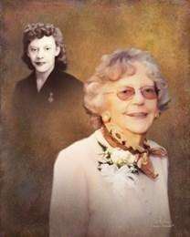Irene Chaffin Bates obituary photo