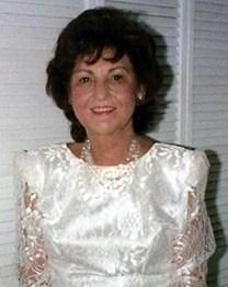 Doris Fay Morgan obituary photo