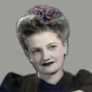 Mabel Maxine (Sever) Baggerly