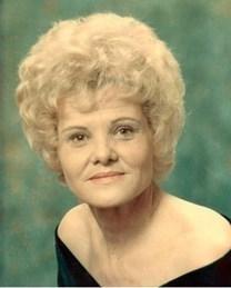 Freddie U. Dora Field obituary photo