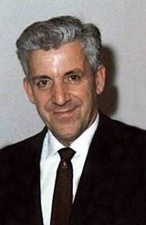 Joseph Bertini obituary photo