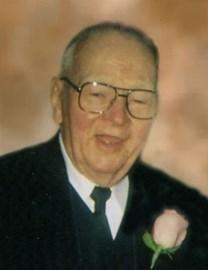 Elias F. Meyer obituary photo