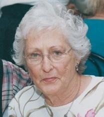 Shirley Janet Lafferty obituary photo