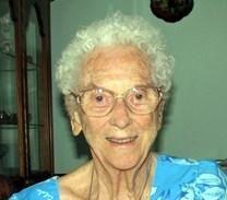 Bernice Louise Mitchell obituary photo