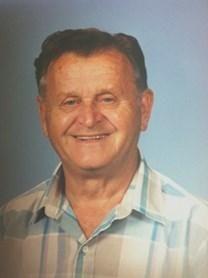 Joseph A. Nutt obituary photo