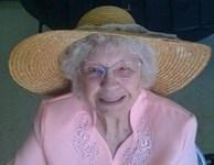 Nora Shirley Martin obituary photo