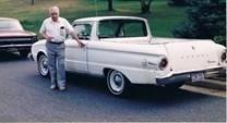 Roby Howard Baker obituary photo