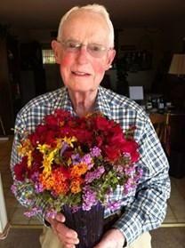 Colonel Ralph Vause obituary photo