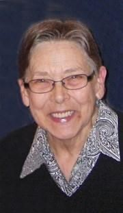 Joy Hull Myers obituary photo