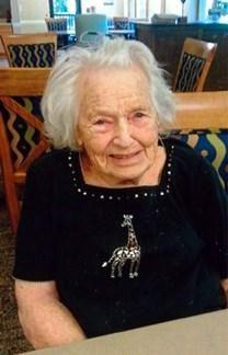 Ruth Elizabeth Sell obituary photo