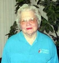 Betty Rhea Brown obituary photo