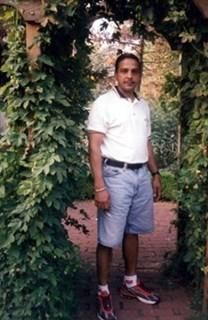 Imtiaz Baksh obituary photo