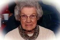 Betty Mae Cox obituary photo