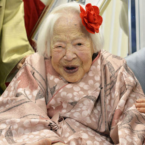 Misao Okawa Obituary Photo
