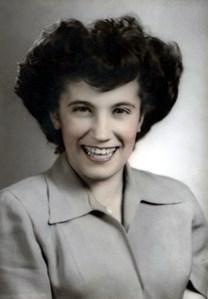 Sylvia A. Barnes obituary photo