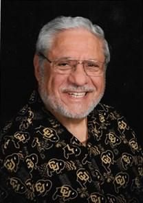 George Giovanni obituary photo