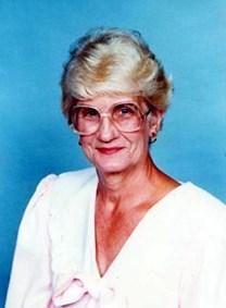 Margie Pool Ball obituary photo