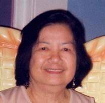 Violeta V. Salvador obituary photo