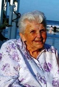 Helen Coffey Budden obituary photo