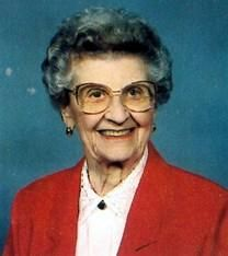 Mary Isabel Biermann obituary photo