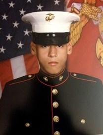 Dustin Cole Hardwick obituary photo
