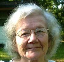Ruby Lee Sykes obituary photo