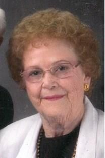 Vera Imogene Goff obituary photo
