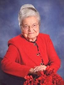 Geneva Elizabeth Grove obituary photo