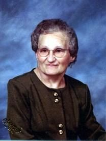 Goldie Wheeler Wilson obituary photo
