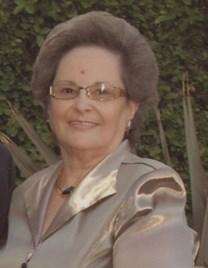 Hilda Arias obituary photo
