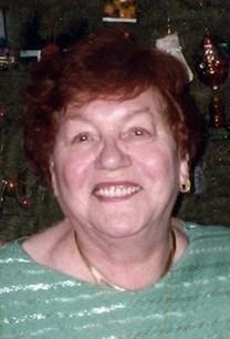 Olga Woitas obituary photo