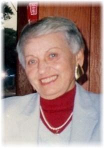 Mary P. Anderson obituary photo