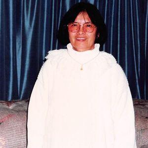 Zenaida Zamora Obituary Photo