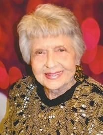 Tressie Aycock Doss obituary photo