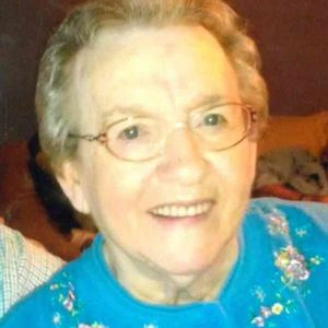 Flossie B. Herron Obituary Photo