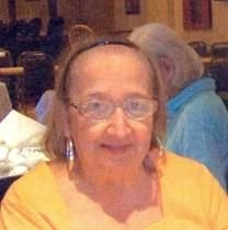 Cora Manfredi obituary photo