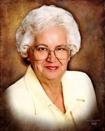 Doris Jean Swearingen obituary photo