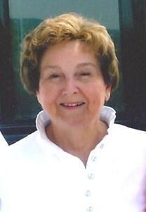Margie V. Miller obituary photo