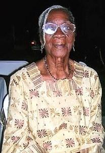 Melvina Agatha Henry obituary photo