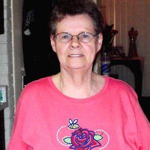 Mary Hall Obituary Photo